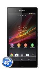 Smartphone Sony Xperia Z Noir