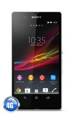 Smartphone Sony Xperia Z Blanc