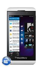 Smartphone BlackBerry Z10 Blanc
