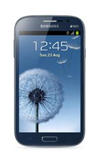 Smartphone Samsung Galaxy Grand Bleu