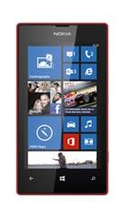 Smartphone Nokia Lumia 520 Rouge