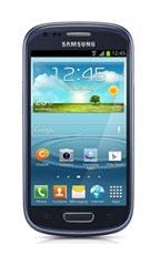 Smartphone Samsung Galaxy S3 Mini Bleu Occasion