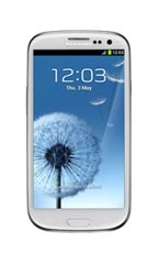 Smartphone Samsung Galaxy S3 32 Go Blanc Occasion