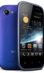 Smartphone Wiko Cink Slim Bleu Occasion