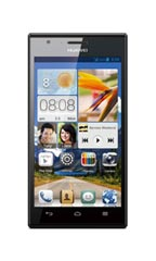 Smartphone Huawei Ascend P2 Noir
