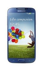 Smartphone Samsung Galaxy S4 16Go Bleu