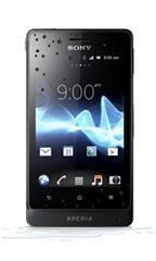 Smartphone Sony Xperia Go Noir Occasion