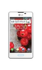 Smartphone LG Optimus L5 II Blanc