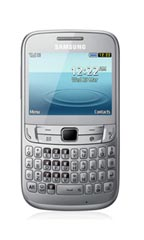 Mobile Samsung GT-S3570 Chat 357 Argent