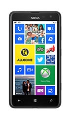 Smartphone Nokia Lumia 625 Noir
