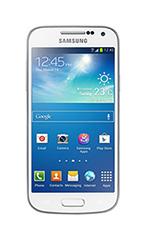 Smartphone Samsung Galaxy S4 mini Occasion Blanc
