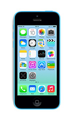 Smartphone Apple iPhone 5C 16Go Bleu