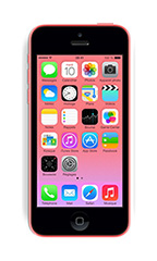 Smartphone Apple iPhone 5C 16Go Rose