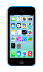 Smartphone Apple iPhone 5C 32Go Bleu