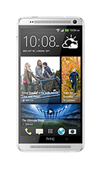 Smartphone HTC One Max Argent