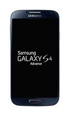 Samsung Galaxy S4 Advance Noir