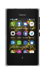 Mobile Nokia Asha 503 Blanc