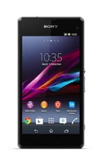 Smartphone Sony Xperia Z1 Compact Noir