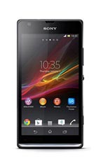 Smartphone Sony Xperia SP Noir Occasion