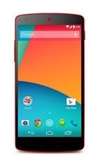Smartphone Google Nexus 5 Rouge