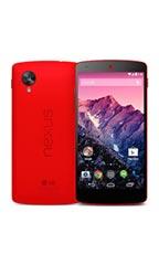 Google Nexus 5 32 Go Rouge