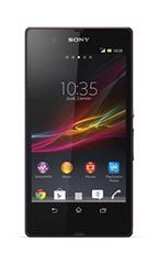Smartphone Sony Xperia Z Violet Occasion