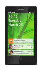 Smartphone Nokia X Noir