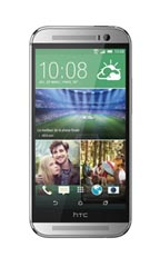 Smartphone HTC One M8 Argent