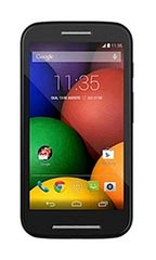 Smartphone Motorola Moto E Noir