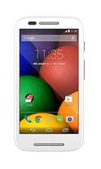 Smartphone Motorola Moto E Blanc