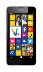 Smartphone Nokia Lumia 635 Blanc