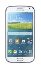 Smartphone Samsung Galaxy K Zoom Blanc