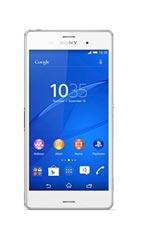 Smartphone Sony Xperia Z3 Blanc