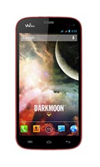 Smartphone Wiko DarkMoon Rouge