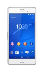 Smartphone Sony Xperia Z3 Compact Blanc