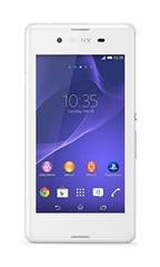 Smartphone Sony Xperia E3 Blanc