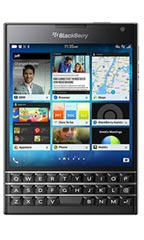 BlackBerry Passport Noir