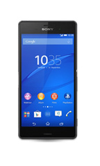 Téléphone Sony Xperia Z3 Noir