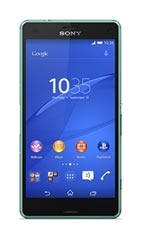 Smartphone Sony Xperia Z3 Compact Turquoise