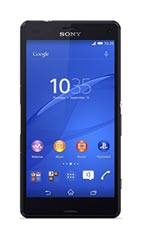 Smartphone Sony Xperia Z3 Compact Noir