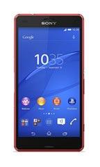 Smartphone Sony Xperia Z3 Compact Corail