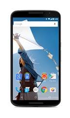 Smartphone Google Nexus 6 Noir