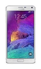 Smartphone Samsung Galaxy Note 4 Blanc