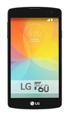 Smartphone LG F60 Noir
