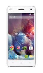 Smartphone Wiko Highway 4G Blanc