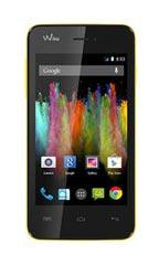 Smartphone Wiko Kite Jaune