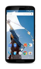 Smartphone Google Nexus 6 Blanc
