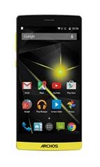 Smartphone Archos 50 Diamond Jaune