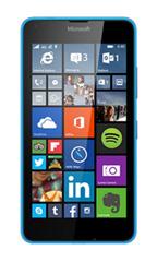 Smartphone Microsoft Lumia 640 Bleu