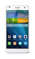 Smartphone Huawei Ascend G7 Blanc
